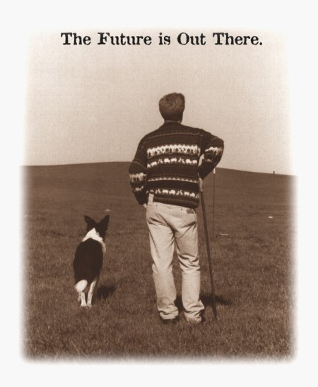 The Future Is Out There Photo
